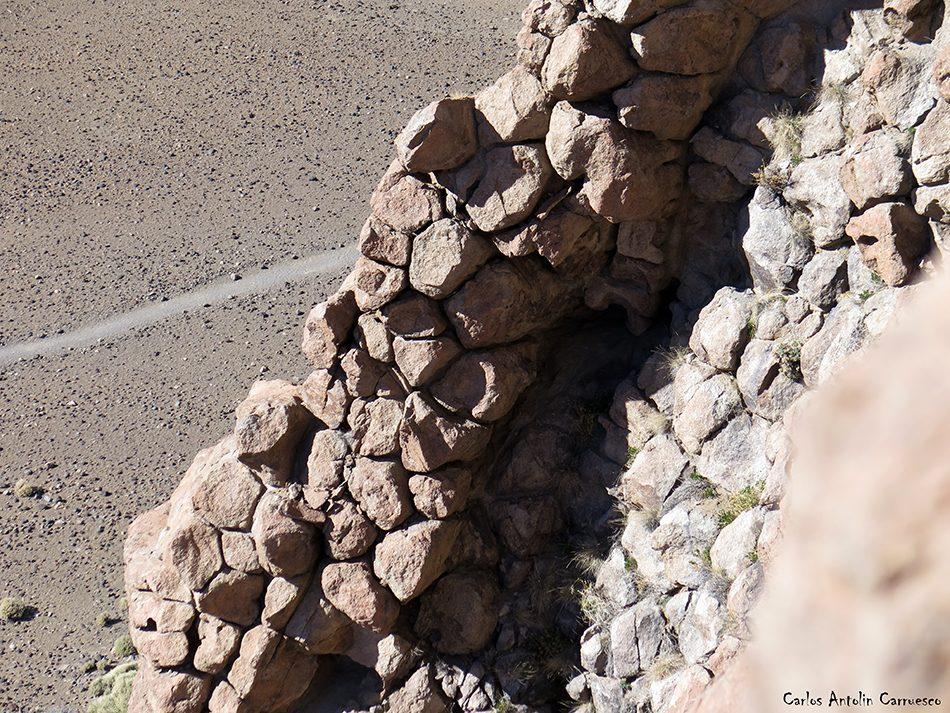 La Catedral - Vía del Viento - Teide