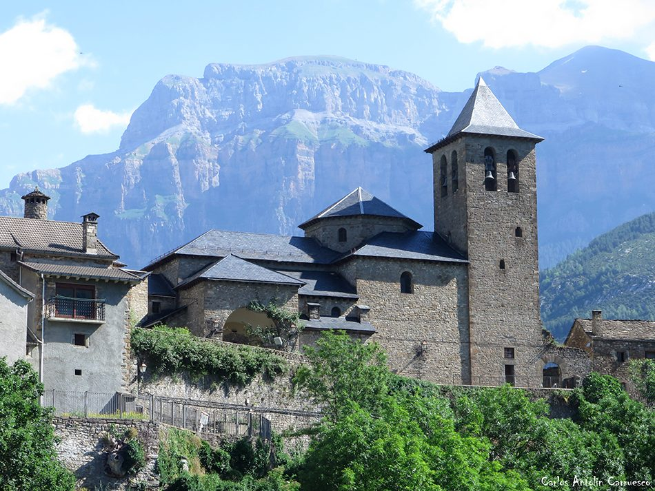 Monte Perdido - Ordesa - Huesca - torla