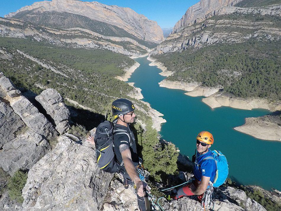 Cresta Urquizo-Olmo - Huesca