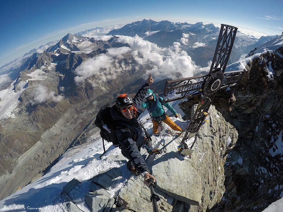 Monte Cervino - Arista del Leone - Italia