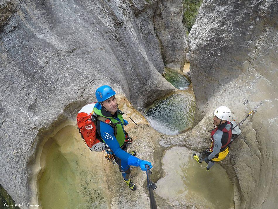 Mascún Superior - Sierra de Guara - Huesca