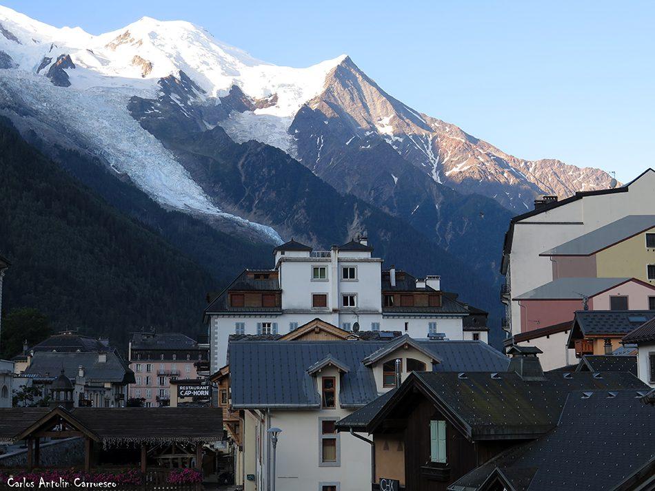 Chamonix - Montblanc - Francia