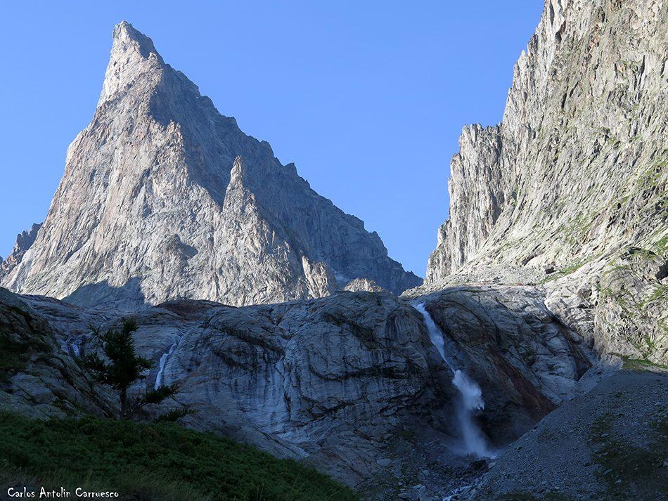 Val Veny - Innominata - Montblanc
