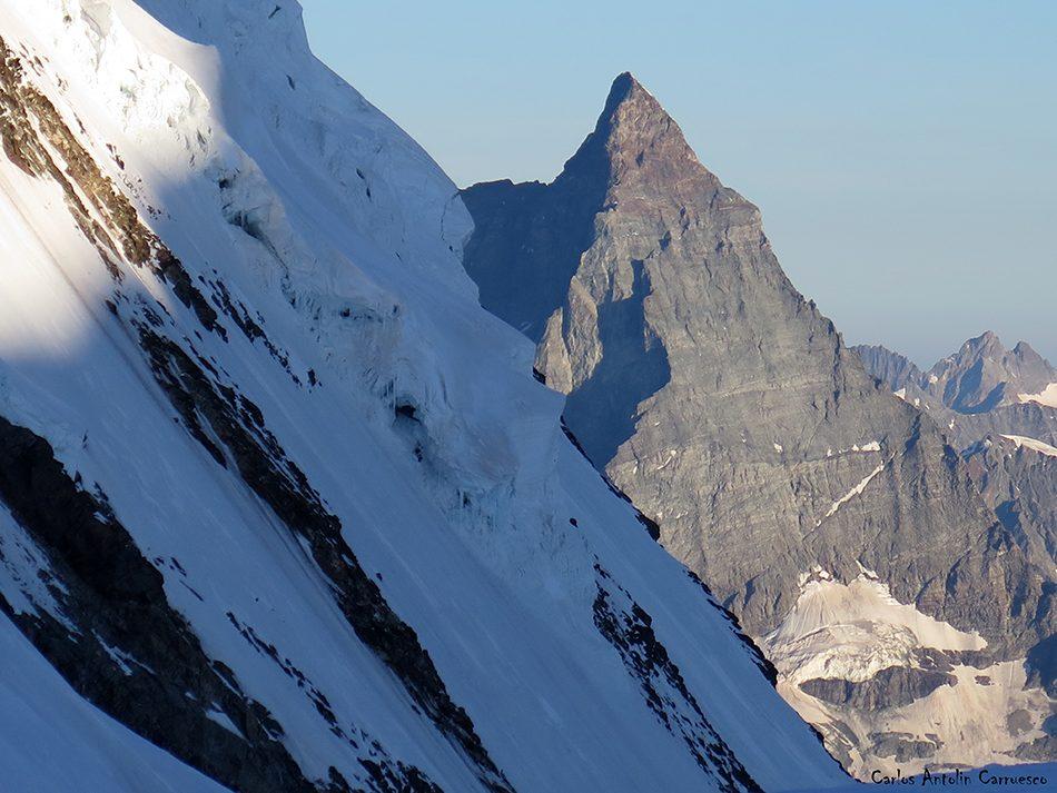 Lyskamm - Cervino - Monte Rosa