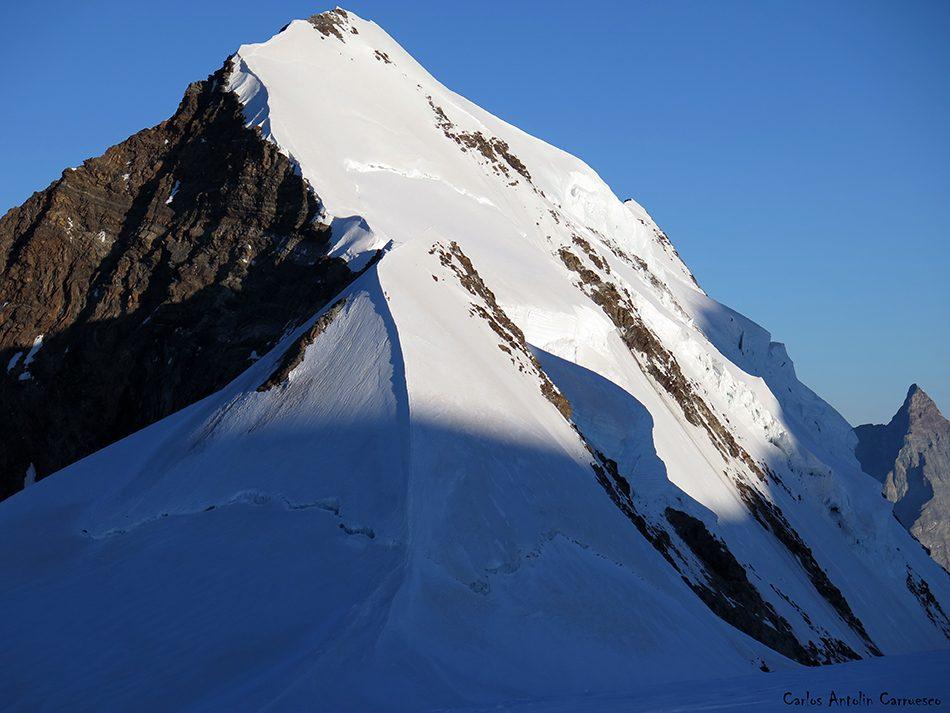 Zumsteinspitze - Monte Rosa
