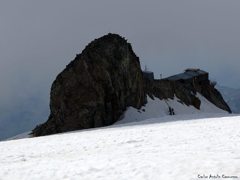Refugio Gnifetti - Monte Rosa