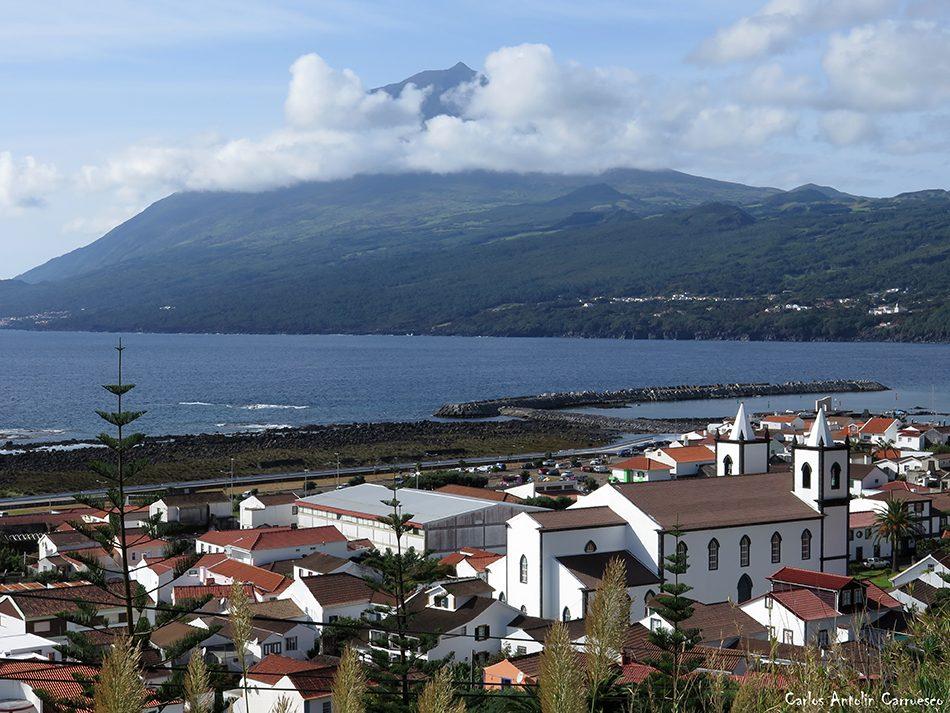 Isla de Pico - Piquinho - Azores - lajes do pico
