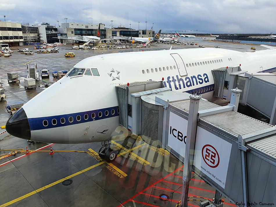 Frankfurt - Lufthansa