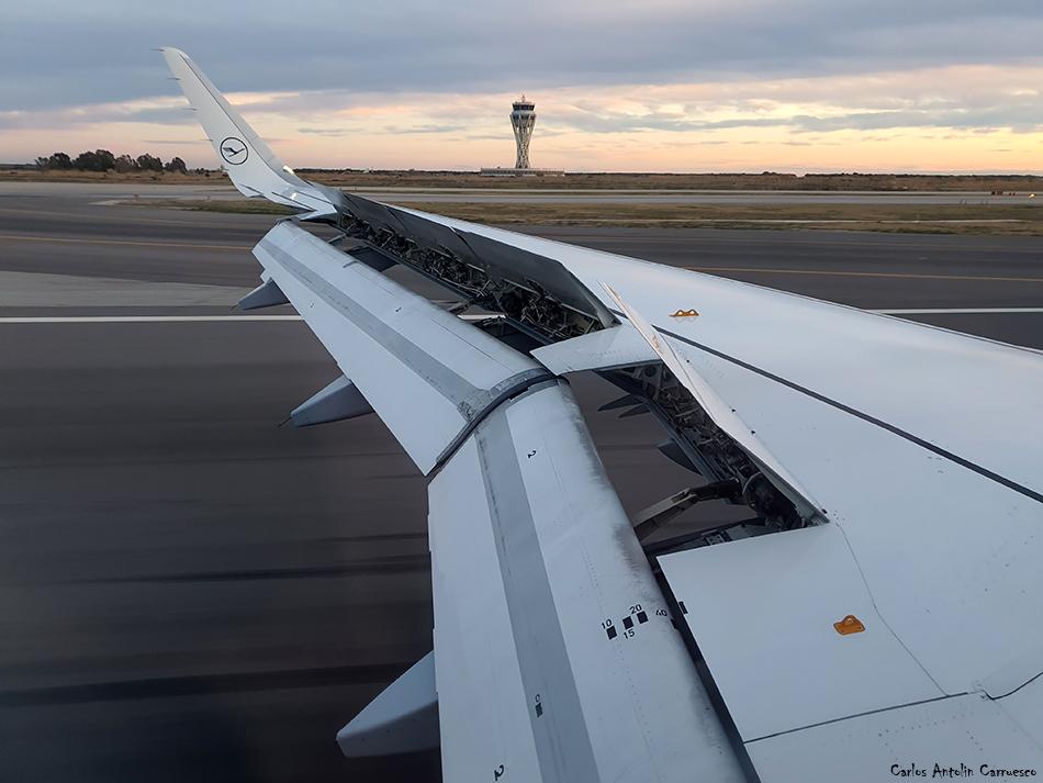 Lufthansa - Aeropuerto del Prat - Barcelona