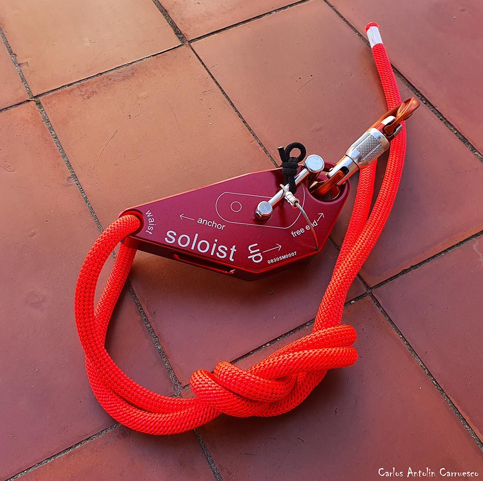 Soloist - escalada