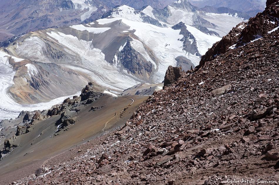 Cólera (Campo 3) - Cerro Aconcagua (6.962 metros de altitud)