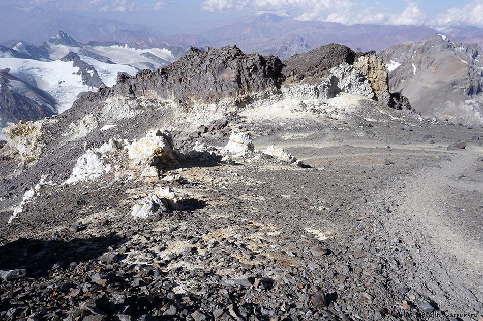 Aconcagua - Piedras Blancas - Argentina