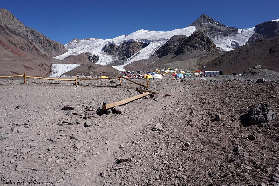 Plaza de Mulas - Aconcagua