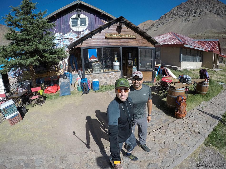 Refugio Cruz de Caña - Penitentes - Argentina