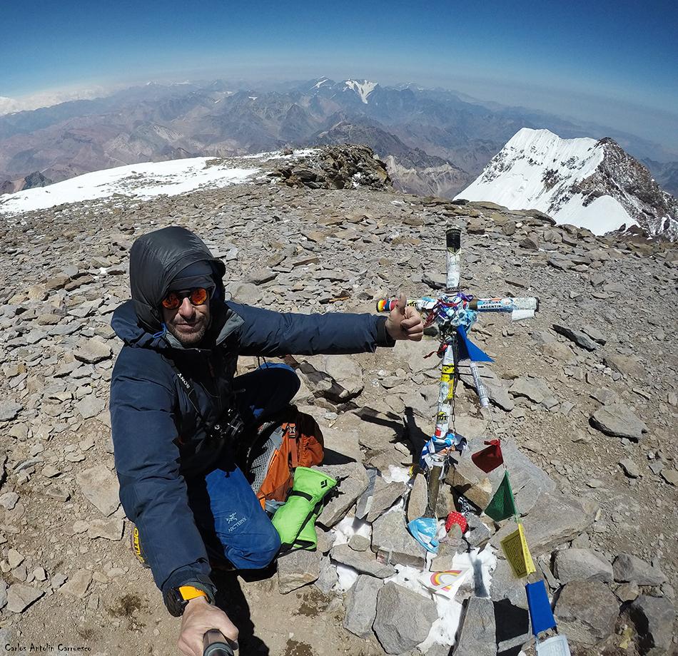 Aconcagua 6.962 metros de altitud - 7Summits - Argentina