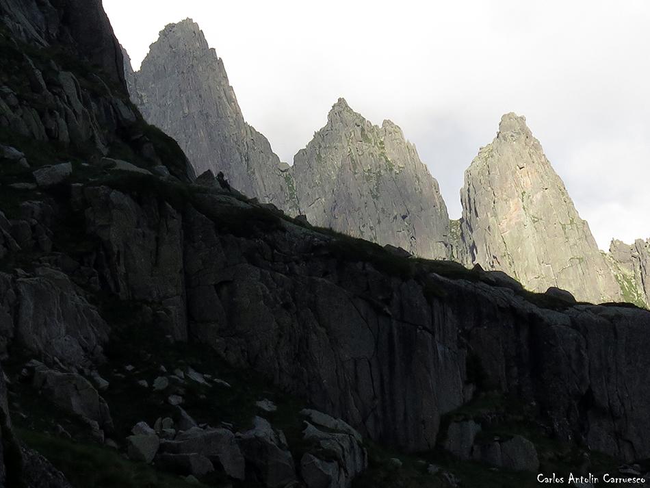 Cresta de Travessany - CADE - Parque Nacional de Aigüestortes y Estany de Sant Maurici