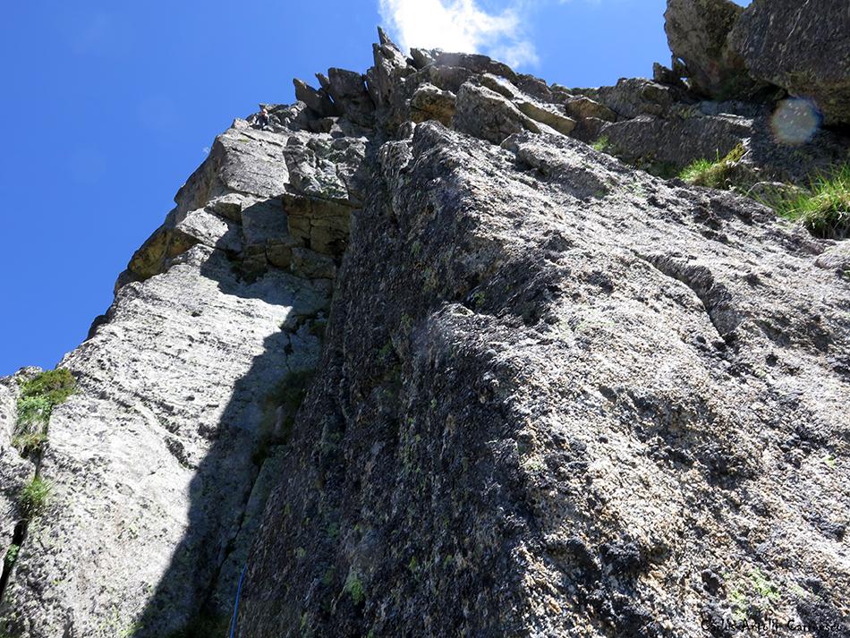 Cresta de Travessany - CADE