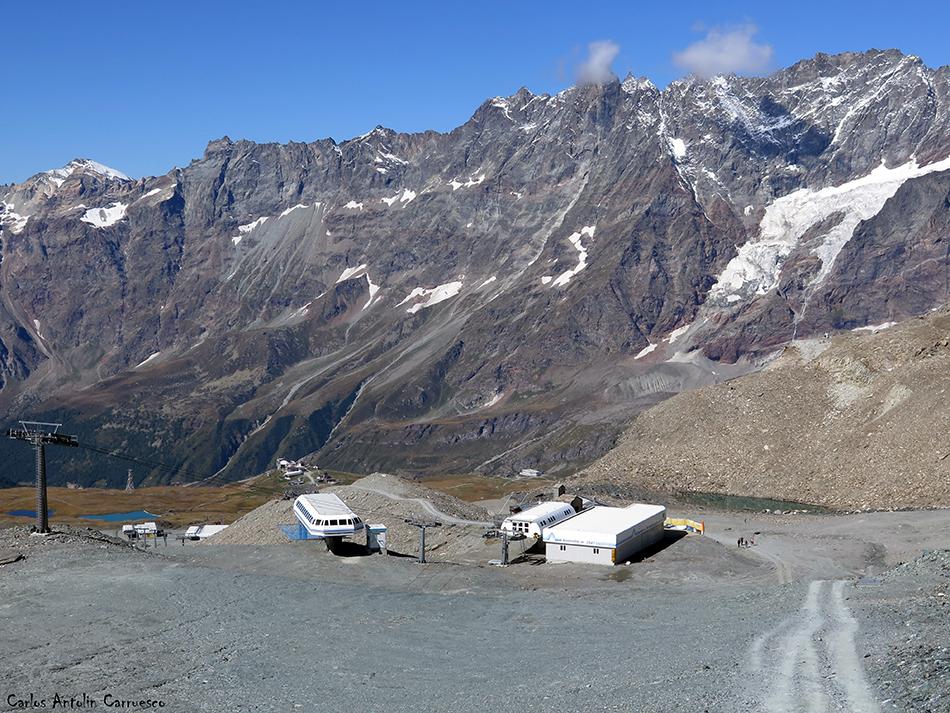 Breuil-Cervinia - Testa Grigia - Alpes