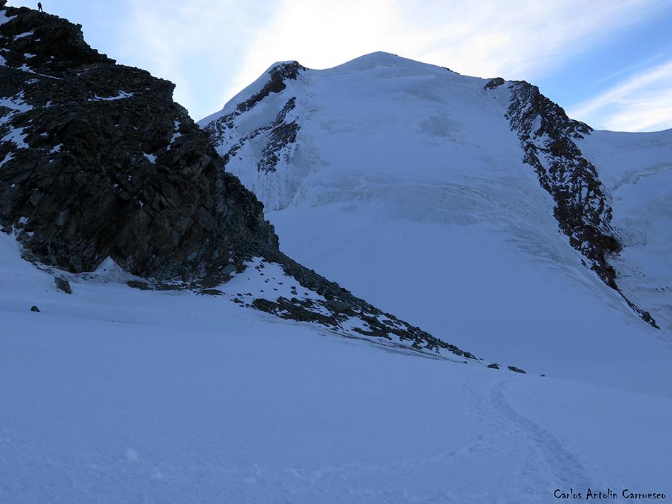Castor - Monte Rosa - Alpes