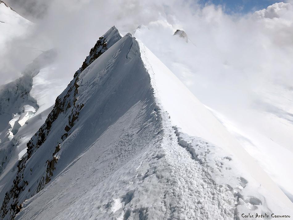 Lyskamm - Monte Rosa - Alpes