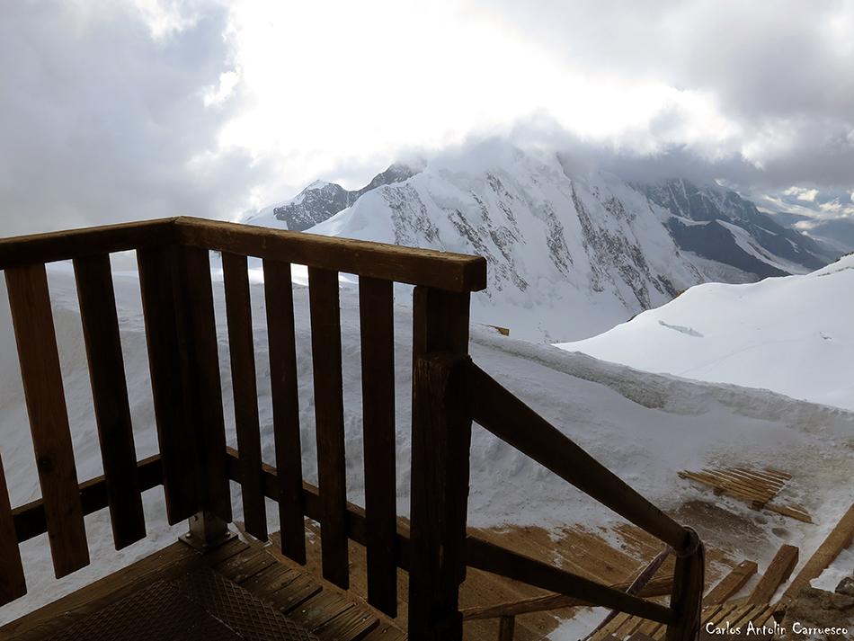 Capanna Margharita - Monte Rosa - Alpes