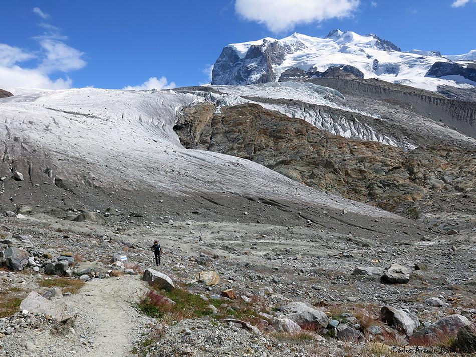 Monte Rosa - Rotenboden - Alpes