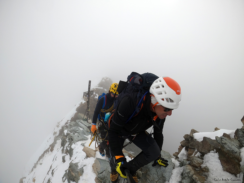 Cervino 4.478 metros de altitud - Alpes
