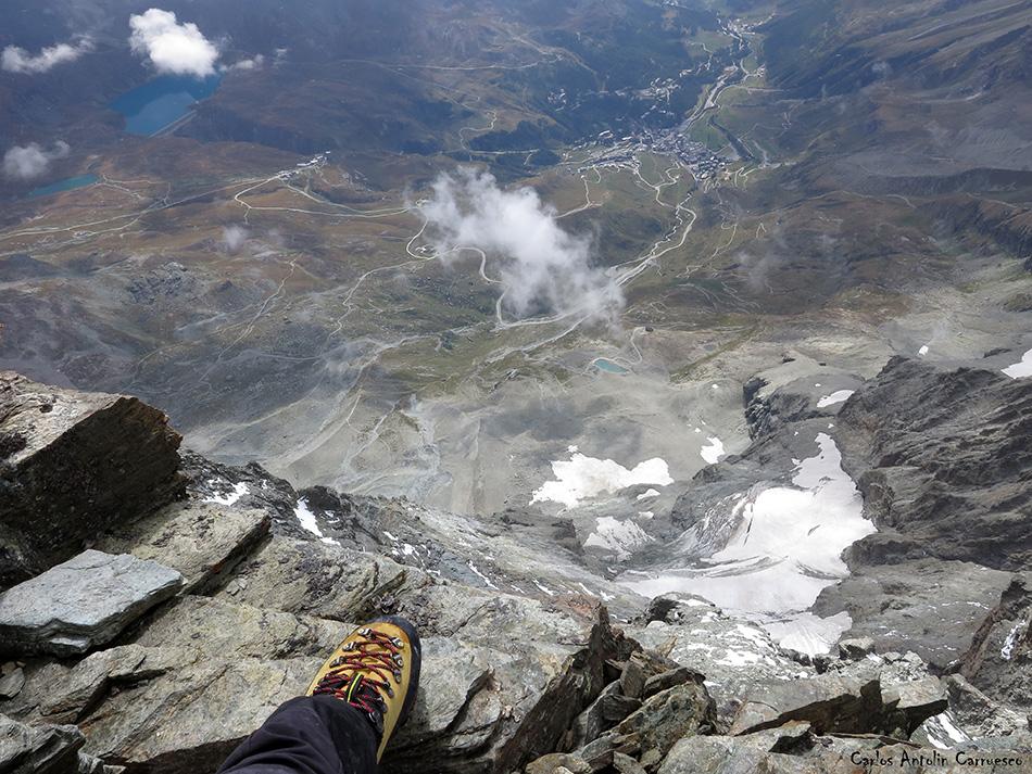 Arista Lion - Cervino - Alpes - breuil-cervivia
