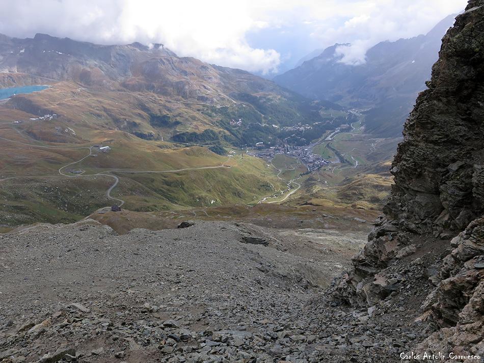 Cervino - Breuil-Cervinia - Alpes - Duca Degli Abruzzi