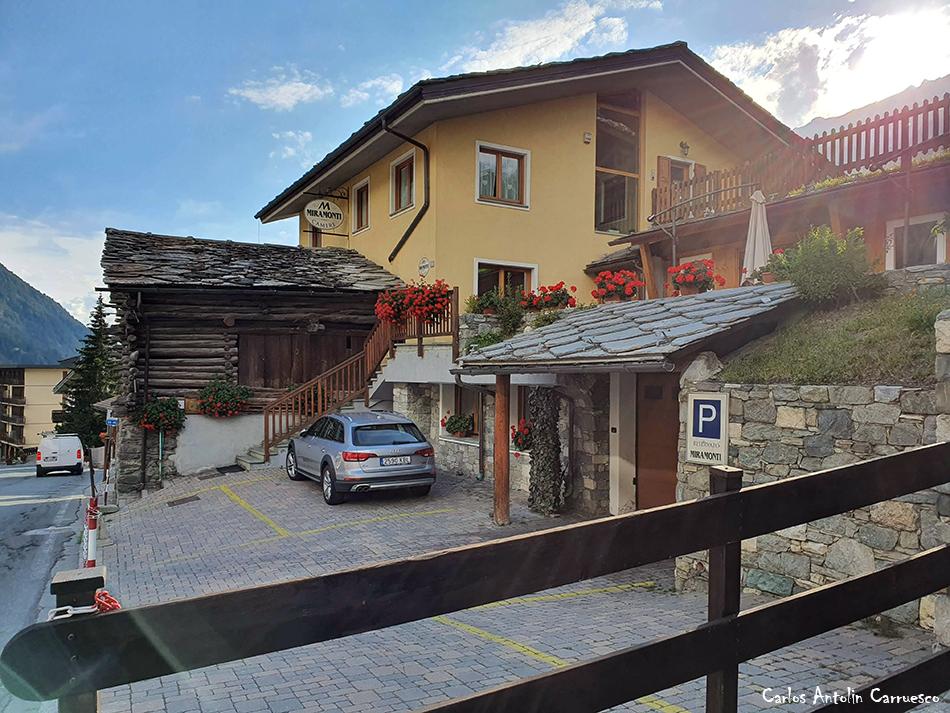 Hotel Miramonti - Valtournenche - Alpes