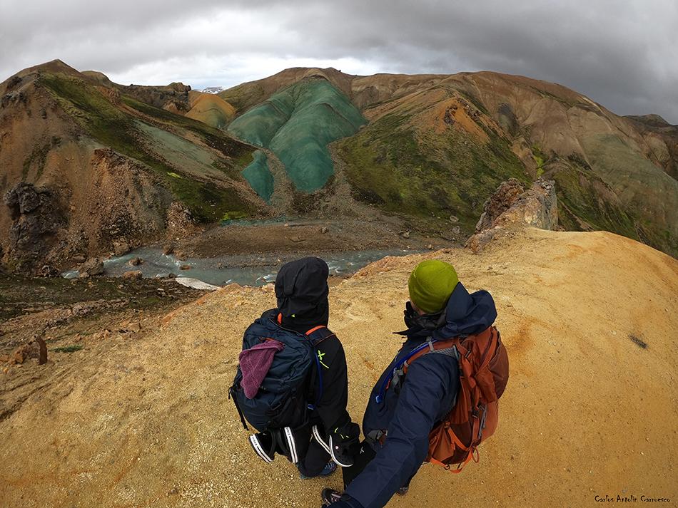 Landmannalaugar - Islandia