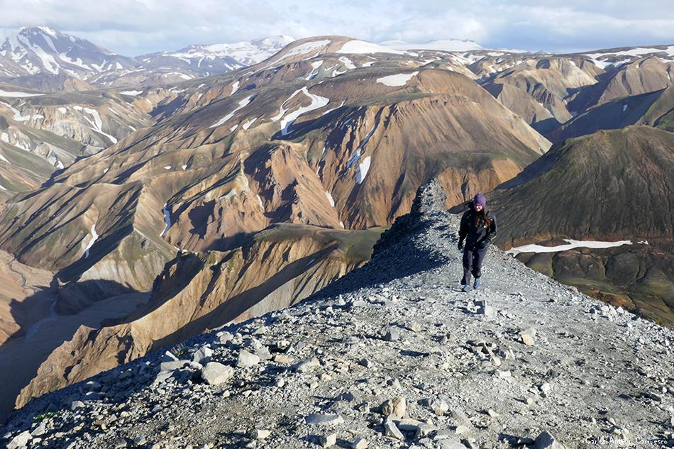 Landmannalaugar - Bláhnúkur - Islandia