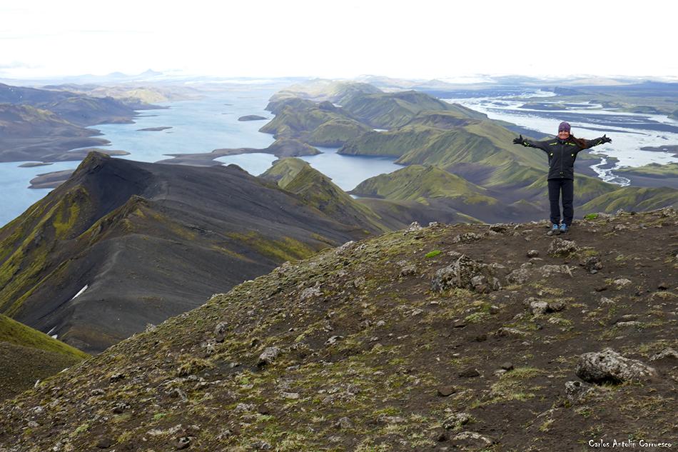 Sveinstindur - Islandia