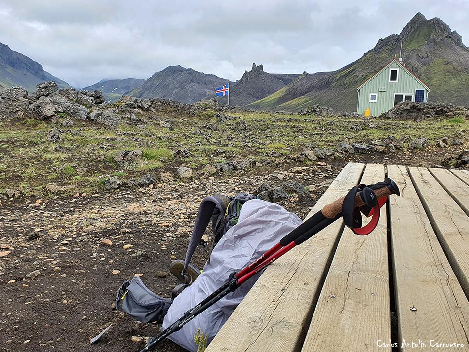 Strutur - Álftavatn - Islandia