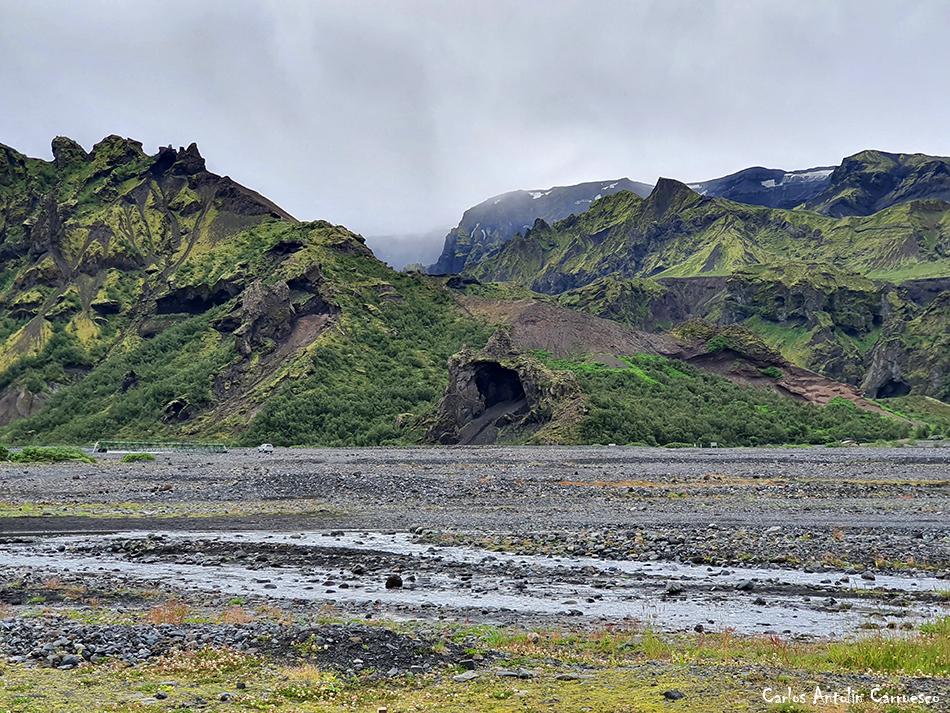 Pórsmörk - Islandia