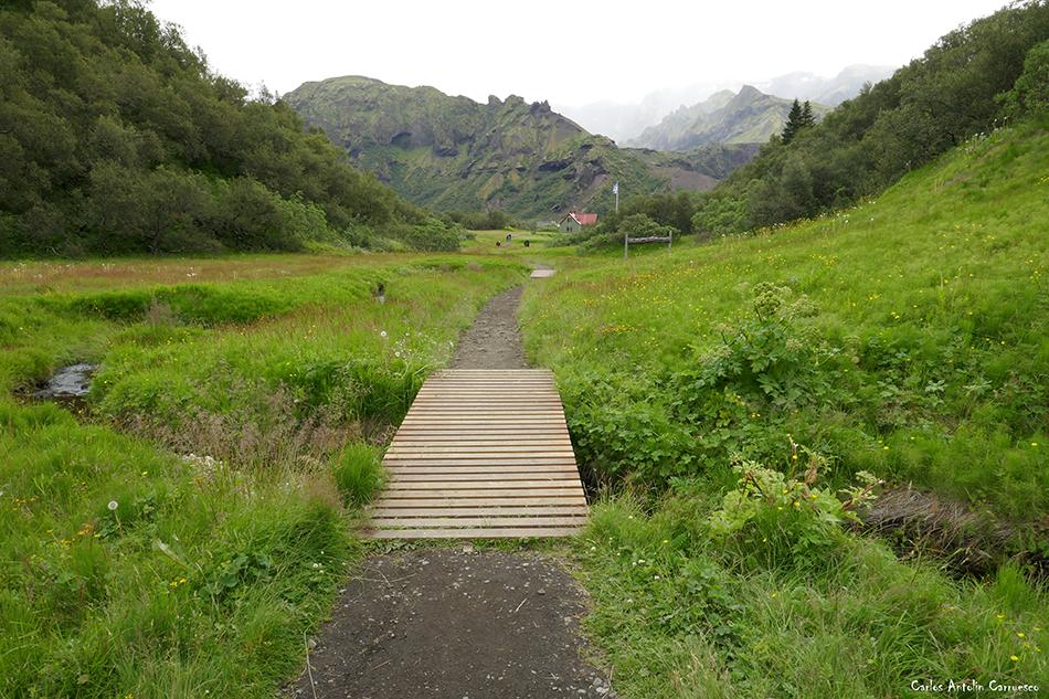 Emstrur (Botnar) - Pórsmörk - Islandia